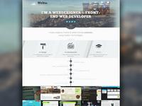 Portfolio design - Webbb