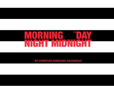 MDNM Stripes streetwear street brand clothing fashion mdnm