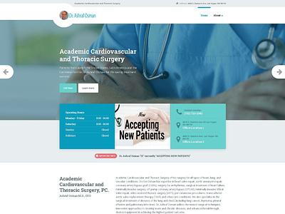 drashrafosman website by wedosystems portfolio wedosystems