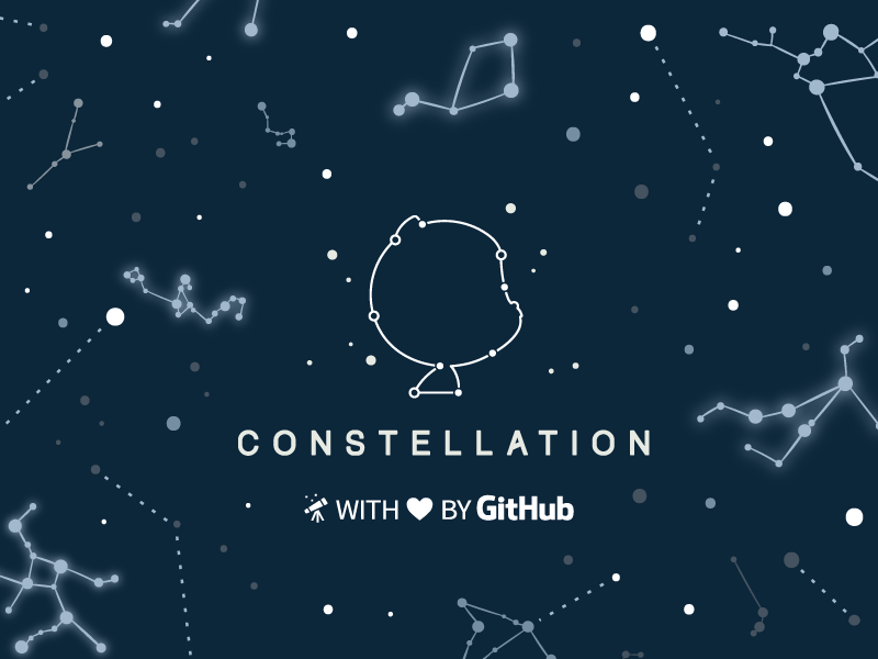 Constellation debuts code and