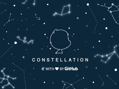 Github Constellation Roadshow edition octocat github enamel pin github constellation assets badge software developer hubot mona stars constellations