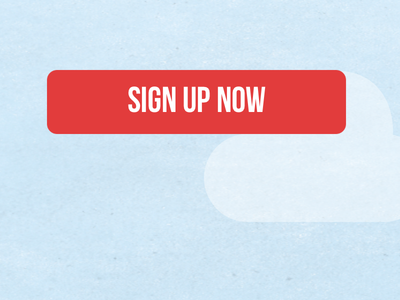 Sign Up Red red sign up button clouds bebas neue