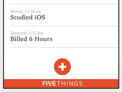 Design Pivot! ios app pivot five things iowan old style