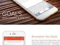 FiveThings Site Design