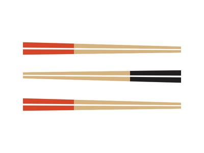 Chopstick Menu chopsticks