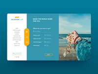 Vacation club Booking Concept