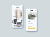 Ikea Shopping Concept