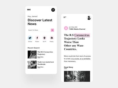 Debut Shot! shot debutshot debuts debut story design typography ux apple blog media news application user experience user interface uiux ui ios app design app