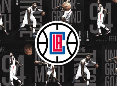 LA Clippers | Wild-Posting