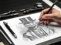 Mr Robot Sketch