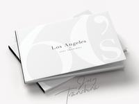 60's Los Angeles | Book Design