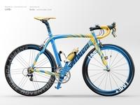 Live+ | Road Bike Design