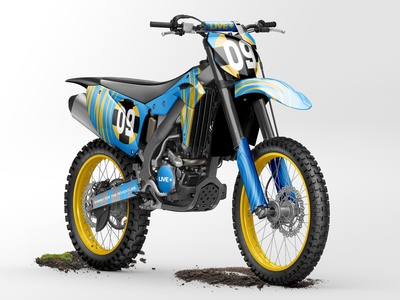 Live+ | Custom Dirt Bike