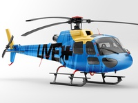 Live+ | Custom Extreme Sports Helicopter