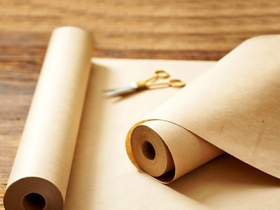 From chemical pulp kraft paper is made. kraftpaperboard fibercardstockandtext parchmentpapercardstock thunderboltpaper