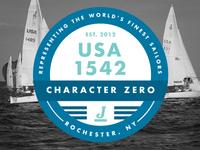 Character Zero Logo