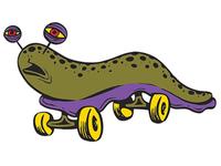 The Slugs Logo