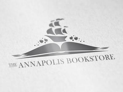 Annapolis Bookstore Logo logo annapolis sailing bookstore book