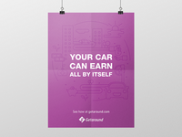 Your car can earn all by itself