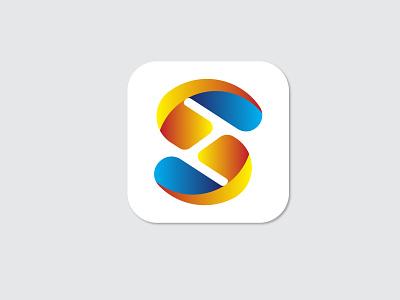 HS modern letter logo modern logo s letter logo abstract abstract logo abstractlogo logodesign logo designer logo design logo