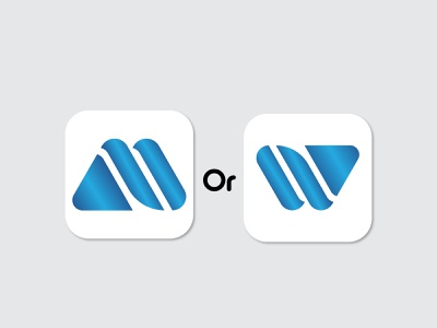 M or W modern logo modern logo w letter logo m logo abstract abstract logo abstractlogo logodesign logo designer logo design logo