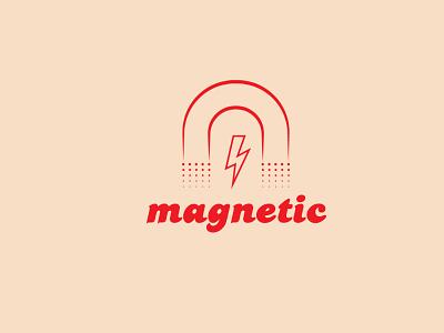 magnetic logo best logos red logo idea creative logo magnet logo magnet m letter logo m modern logo minimal logo minimal abstract logo abstractlogo logodesign logo designer logo design logo