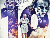 The Dark Knight's 10th Anniversary Poster Series