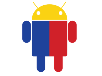 My First AI: Android Pinoy Version vector icon logo illustration