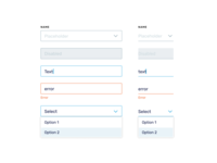 Form Elements forms uidesign uikit form elements