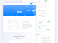 Monitoring on DigitalOcean