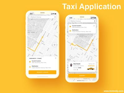 Taxi Application xcode webdevelopment javascript photoshop appdevelopment laravel uiux php reactnative ionic framework java swift taxiapp mobileappdevelopment android app ios app uber clone