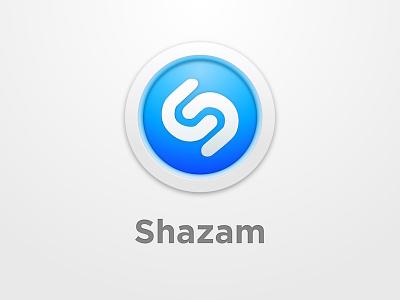 Icon Daily Shazam download freebie icns sketch mac icon shazam