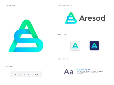 Aresod logo design concept brand identity brand mark brand design abstract minimalist as concept as logo dribble best shot logo designer trend 2021 best shot best designer best design creative concept logos logotype logo mark logodesign logo