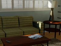 Dexter's 3D Living Room