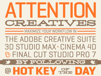 Hot Key of the Day: Promo