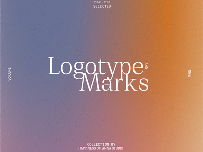 Logotype and Marks Collection 2020-2021 logotype logo collection symbol icon brand visual identity typography logo branding design