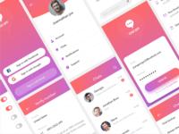 Minimal chat app