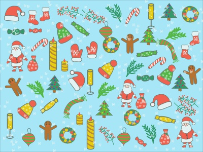 winter illustration, new year, winter, holiday champagne new year wreath design icon rowan mittens hat vector pattern new year illustration gifts blue background snow christmas new year tree gingerbread santa claus winter illustrations winter