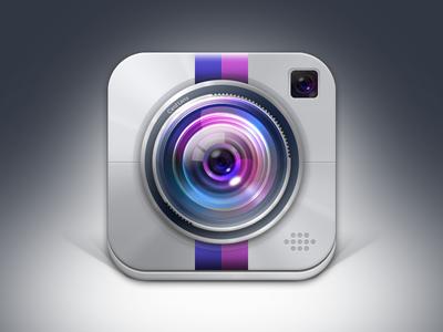 Card Lens iOs Icon