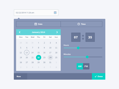 Calender in action calender application dropdown time timer time picker input ui ux tooltip