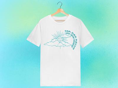 No Bad Days T-Shirt illustration design