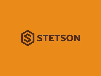 Stetson logo monogram