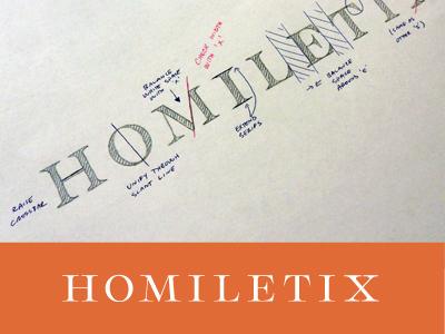Homiletix (serif) homiletix custom font serif gotham thin