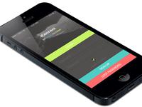 iConnect Mobile Mockup
