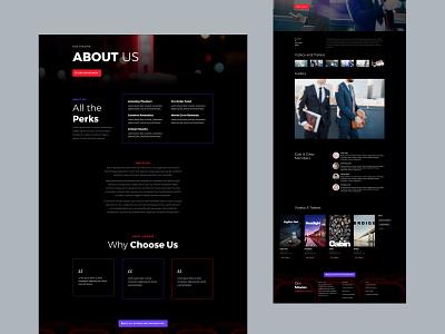Movie Theatre layout pack | Divi landing page online movie stream stream film tv app serial tv show netflix movie graphic design layout design high contrast typography website ui ux minimal design creative
