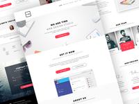 Zeno | Corporate Agency Template