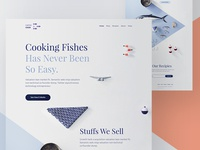 Catch Fish. Cook Fish.