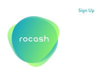 rocash - app sign in interactions by Ali Sayed on Dribbble