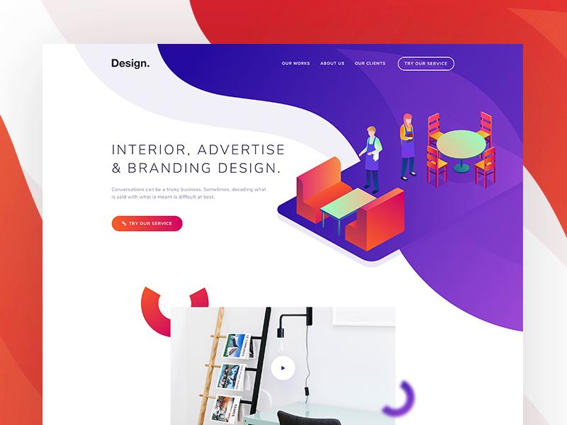 Creative Design - Website