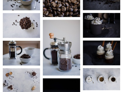 Free Coffee Shop Layout Pack coffee divi photography freebie minimal layout pack cafe shop cake free